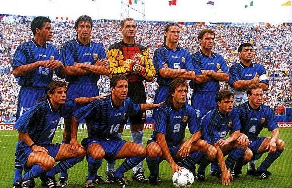 La selección del '94